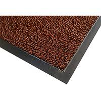 3M 21988 Tappeto Asciugapassi, Tessuto Polipropilene, Supporto Vinile, 400 x 600 x 7 mm, Marrone - Trova i prezzi più bassi