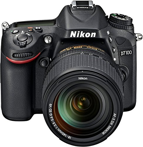 Nikon D7100 DSLR Kamera Review