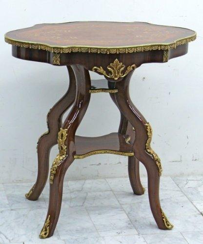 Table Baroque Side style antique Louis XV moTa0516