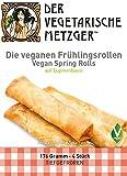 Vegane Frühlingrollen - (6 x 176g - 24 Stk.) Lupinen -