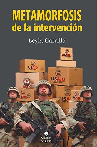 Metamorfosis de la intervención por Leyla Carrillo Ramírez