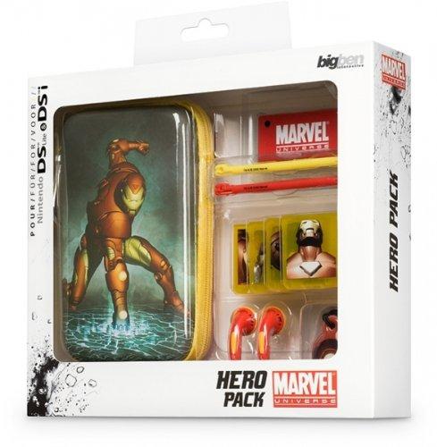 """Nintendo DS Lite/DSi - Marvel Hero Pack \""""Iron Man\"""""""