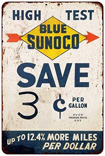 blue-sunoco-high-test-gasoline-vintage-look-reproduction-8x12-metal-sign-8121366-by-great-american-m