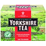 Taylors of Harrogate Yorkshire Tea Bags, Black Tea, 160 Count