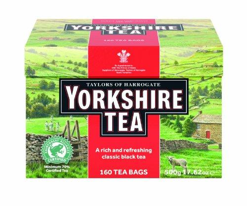 Preisvergleich Produktbild Taylors of Harrogate Yorkshire Tea Bags 160 Bags
