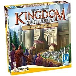 Queen Games 60923 - Kingdom Builder Erweiterung 1: Nomads Kingdom Builder