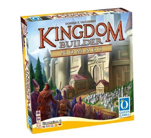 Preisvergleich Produktbild Queen Games 60923 - Kingdom Builder Erweiterung 1: Nomads