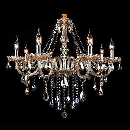 SED Lámpara de Techo Emperatriz Crystal Chandeliers Lighting H60 X W60Cm Lighting,10...