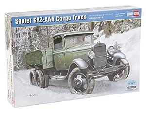 Hobby Boss 83837-Maqueta de Soviet GAZ de AAA Cargo Truck