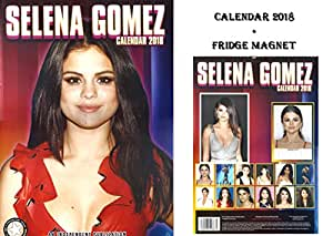 selena gomez kalender 2018 selena gomez. Black Bedroom Furniture Sets. Home Design Ideas