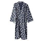 Unisexe Peignoir de Bain Kimono ...