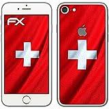 "Diseño Pegatina Apple iPhone 7 ""bandera de Suiza"" Design Skin"