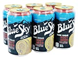 Cielo blu - Canna da zucchero Soda Root Beer - 6Pack