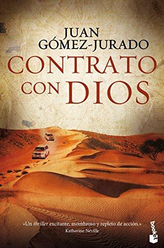 Portada del libro Contrato con Dios (Biblioteca Juan Gómez-Jurado)