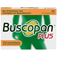 Buscopan plus Tabletten, 20 St. preisvergleich bei billige-tabletten.eu