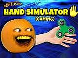 Clip: Hand Simulator (Get a Grip!)