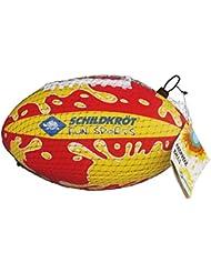 Schildkröt Fun Sports Ballon de football américain Rouge