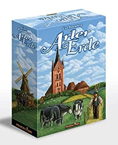 Feuerland Spiele 04 - Arler Erde