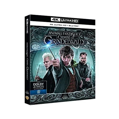 Animali Fantastici - I Crimini Di Grindelwald (Blu-Ray 4K Ultra HD+Blu-Ray) [Italia] [Blu-ray] 8