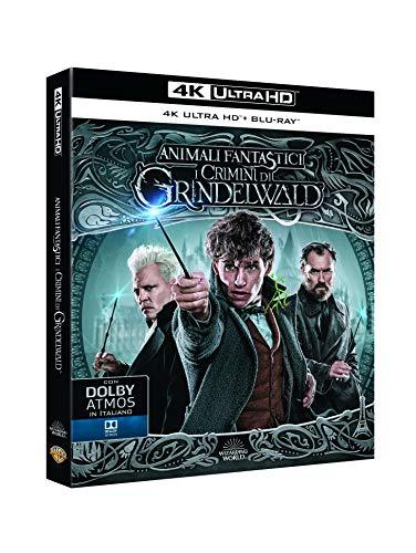 Animali Fantastici - I Crimini Di Grindelwald (Blu-Ray 4K Ultra HD+Blu-Ray) [Italia] [Blu-ray]