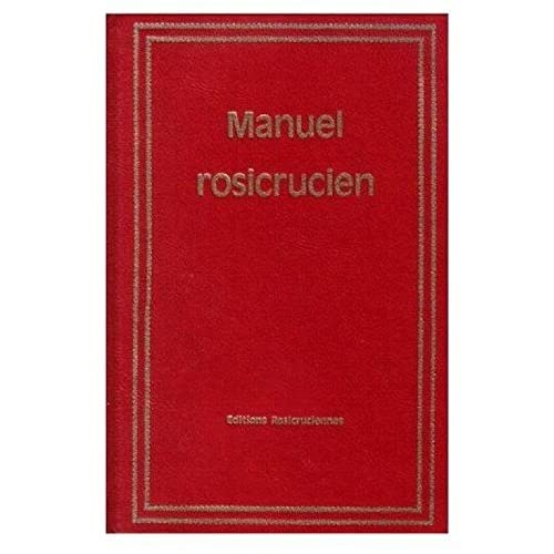 Manuel rosicrucien.