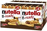 Nutella B-ready deutsche Version mit 22g Riegel, 16er Pack (16 x 132g Multipack)