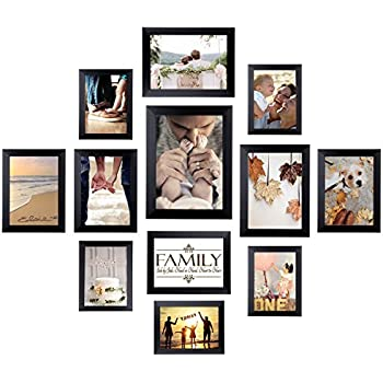 Lillyvale Large Multi Picture Photo Frame Frames Wall Set