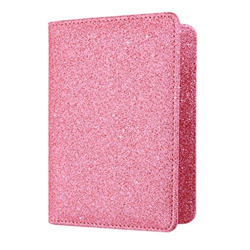 Sannysis funda pasaporte viaje, pasaporte cartera organizador pasaport