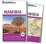 MERIAN live! Reiseführer Namibia: Mit Extra-Karte zum Herausnehmen