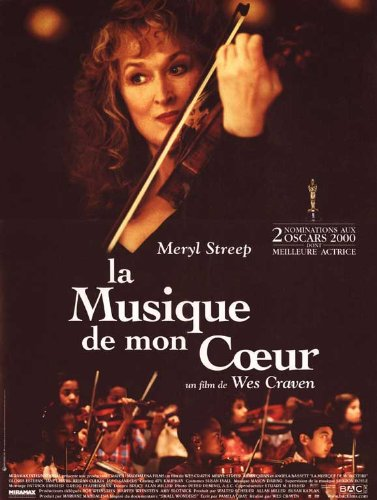 Bassett Plakat (Music of the Heart Plakat Movie Poster (27 x 40 Inches - 69cm x 102cm) (2000) French)