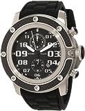 Glam Rock - GR33102 - Montre Mixte - Quartz Analogique - Bracelet Silicone Noir