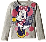 #5: Minnie Girls' T-Shirt (51A8026_Grey_18 - 24 months)