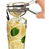 Bar Stainless Steel Fruit Lemon Lime Orange Squeezer Juicer Manual Hand Press Tool Cooking tool Kitchen Gadgets Amazon Rs. 1329.00