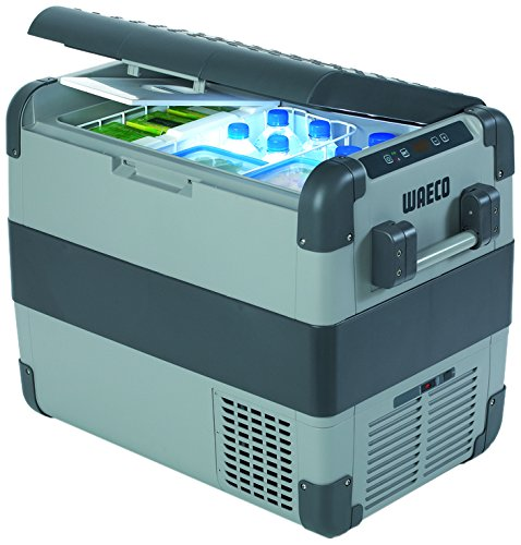 Preisvergleich Produktbild WAECO cfx-65dz 53L Dual Zone Kompressor tragbar Kühlschrank Gefrierschrank, 12V/24V