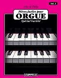 15 pièces faciles pour Orgue - Spécial variété vol. 3