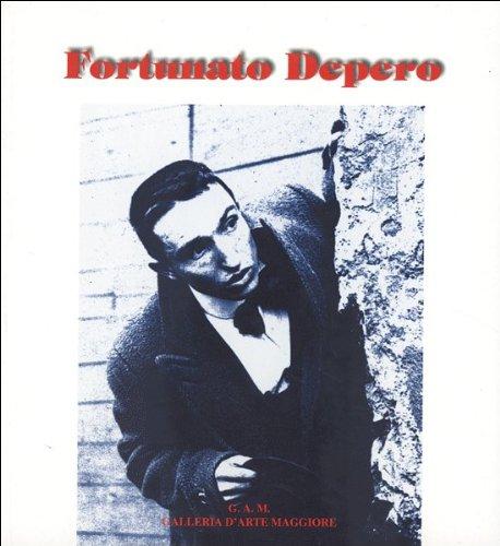 Fortunato Depero. Galleria Maggiore Bologna, 2000