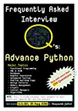 #6: Frequently Asked Interview Questions : Advance Python