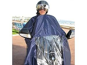VESTE IMPERMEABLE SCOOTER MOTO PROTECTION ANTI PLUIE 1 PERSONNE