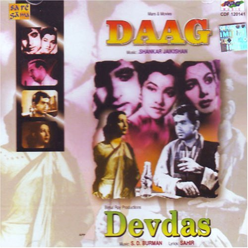 Daag and Devdas (Hindi Songs/Bollywood Film Soundtracks/Indian Cinema/Indian Classics) by Various (Songs Hindi Film)