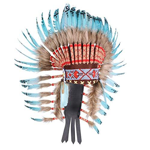 - Indianer Häuptling Kostüm Zubehör