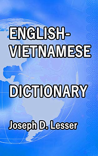 English / Vietnamese Dictionary (Dictionaries Book 28) (English Edition)