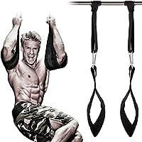 grofitness acolchado Pull Up cinturón muscular abdominal para silla para colgar cinturón Crossfit Gimnasio en casa AB correas