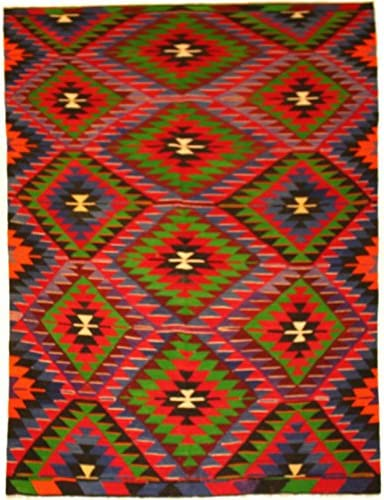Trendcarpet Tappeto Kilim Turco 165 314 x 165 Turco cm 41c3ee