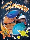 Sterne und Planeten: mit großem Poster und 100 Leucht-Stickern
