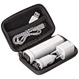 5 piezas Travel Set/Kit de viaje - Power Bank, enchufe UE, cargador USB