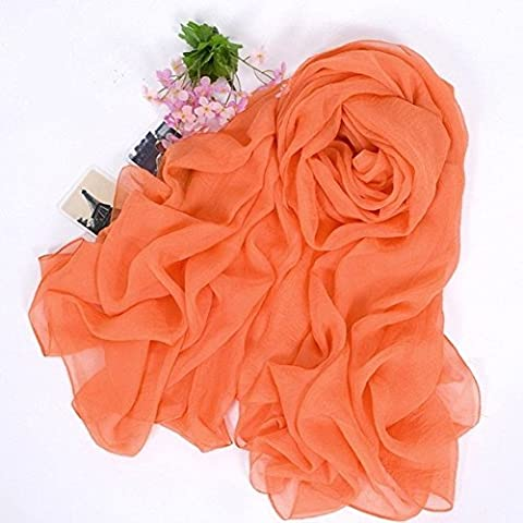 Women stylish Soft Schal, Stillshine - Chiffon Sarong Wrap Strand Cover up Schal Kopftuch-Great Valentines Tag Geschenk Muttertag Geschenke Geschenk (Stil15)
