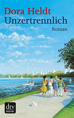 Buchseite und Rezensionen zu 'Unzertrennlich: Roman' von Dora Heldt