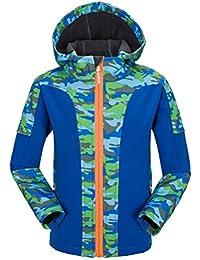 Zhhlaixing Winter Fashion Kids Al aire libre Climbing Coat Ski Jacket Travel Sport Jacket