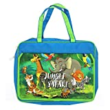 WeshopaholicTM Super Size Drawing/Activity Bags with Multiple Pockets for Kids/Teenagers(Make in India)