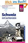 Reise Know-How Schweiz mit Liechtenst...
